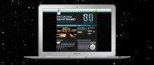 Earth Hour WordPress website