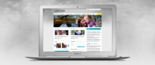 Landsforeningen Downs Syndrom WordPress website